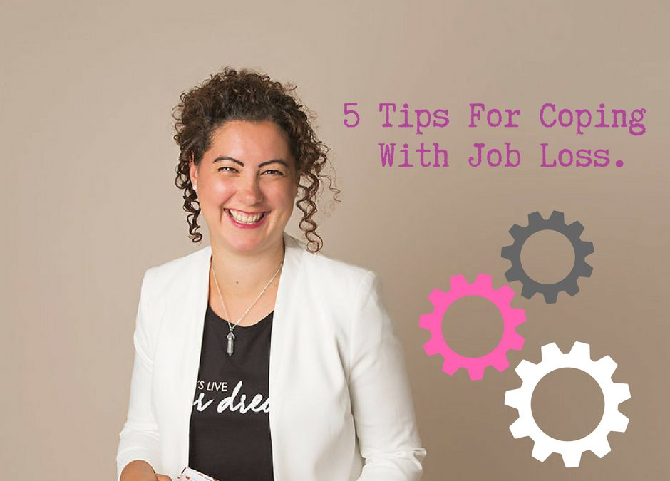 5 Tips For Coping With Job Loss.