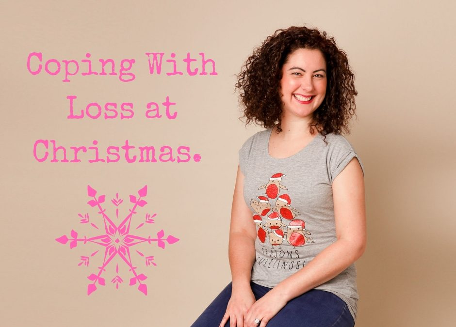 Coping With Loss At Christmas.