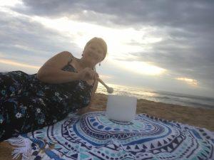 healing soundbath grief loss therapy sound
