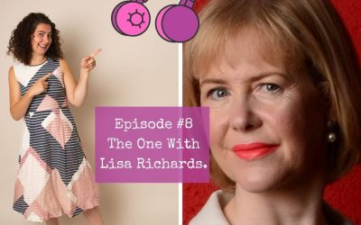 Season 2 – Episode #8. The One with Lisa Richards.
