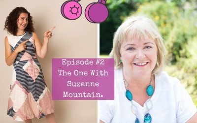 Season 3 – Episode #2. The One with Suzanne Mountain.
