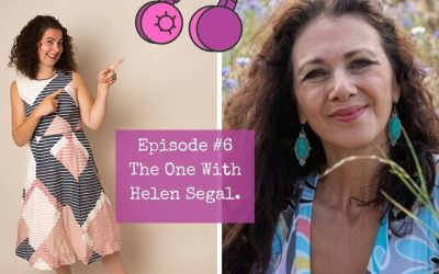 Season 3 – Episode #6. The One with Helen Segal.