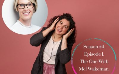 Season 4 – Episode #1. The One with Mel Wakeman.