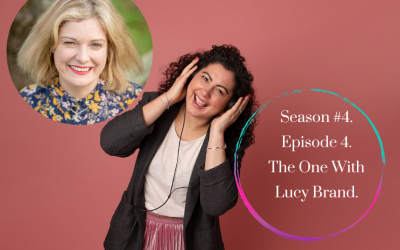 Season 4 – Episode #4. The One with Lucy Brand.