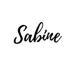 signature sabine