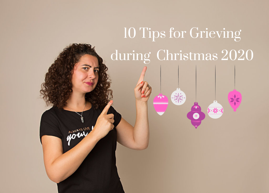 10 Tips for Grieving during Christmas 2020
